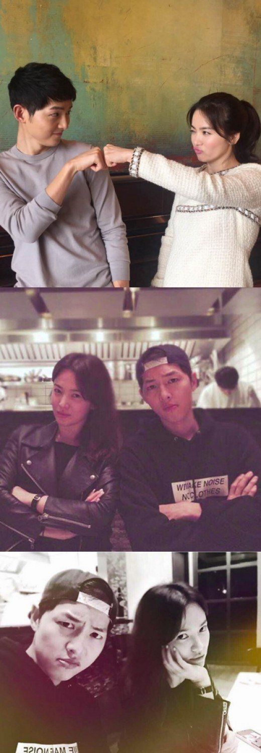 """""""Song Song couple's cute images released"""