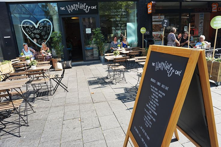 The Happiness Café in Eindhoven