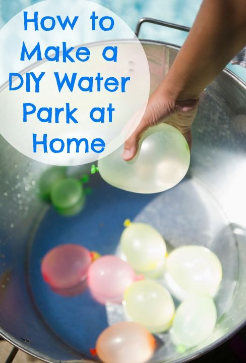 22 best fun things to do with friends images on pinterest for Fun things to do with water balloons