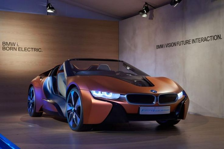 2018 New BMW i8 Roadster Confirm Arrival :http://www.atvmagblog.com/2018-new-bmw-i8-roadster-confirm-arrival/