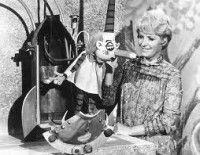 Miss Pat and Mr Squiggle  Sad to hear Miss Pat has passed away aged 83 Jan 27 2013