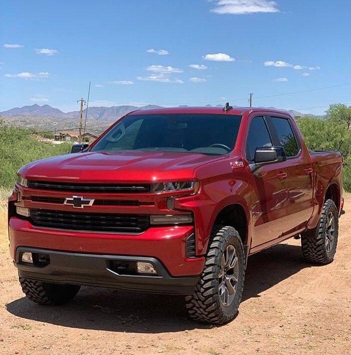 Gabocq13 S 2019 Silverado With 3 5 Lift Rough Country And 35x12 50r20 Toyo Want More 2019 2020 Silverado Custom Silverado Country Trucks Silverado Truck