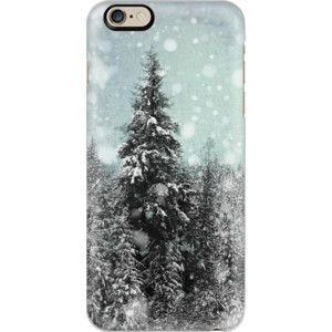 iPhone 6 Plus/6/5/5s/5c Case - Winter Forest