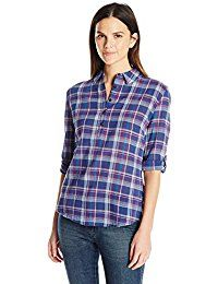 New Royal Robbins Women's Oasis Plaid Popover Shirt online. Find the perfect Sweethabit Tops-Tees from top store. Sku QJAE39356HSTR18317