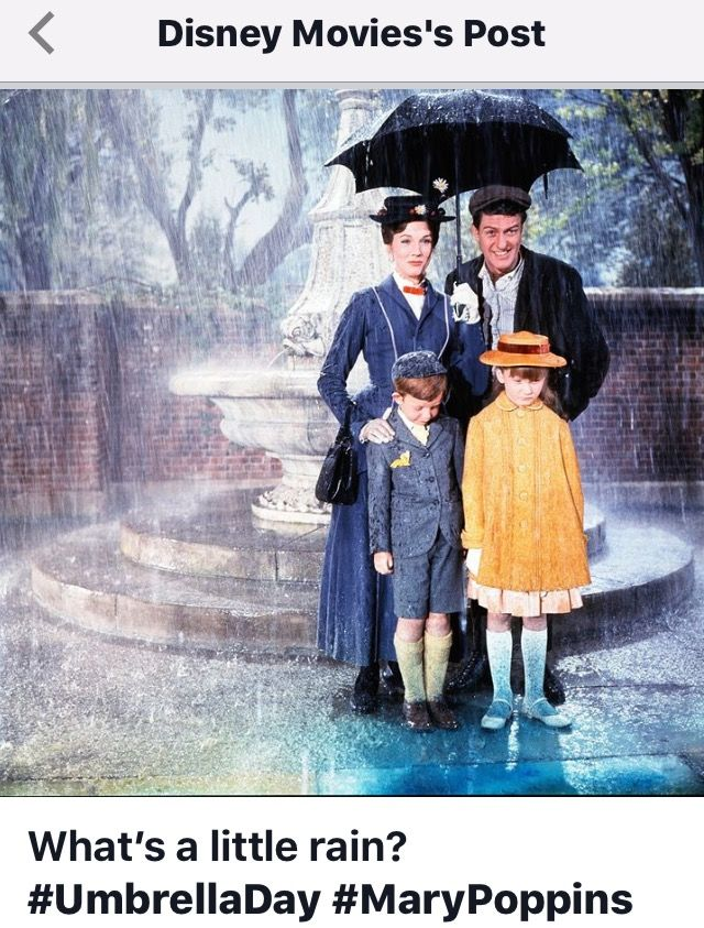 """1964. """"When Jane (Karen Dotrice) and Michael (Matthew Garber), the children of the wealthy and uptight Banks family, are faced with the prospect of a new nanny, they are pleasantly surprised by the arrival of the magical Mary Poppins (Julie Andrews). Embarking on a series of fantastical adventures with Mary and her Cockney performer friend, Bert (Dick Van Dyke), the siblings try to pass on some of their nanny's sunny attitude to their preoccupied parents (David Tomlinson, Glynis Johns)."""""""