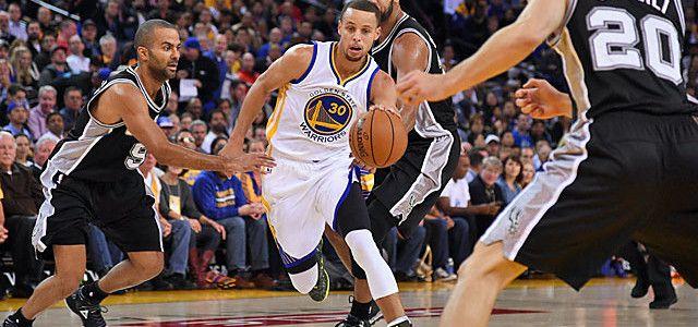 Stephen Curry - Golden State - Anthony Davis - San Antonio Spurs