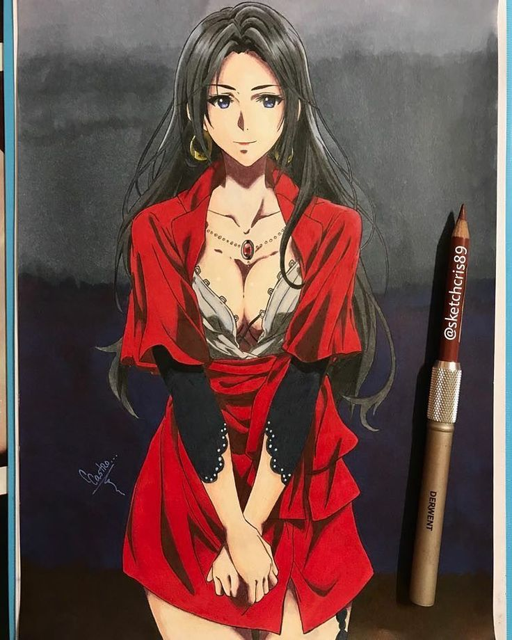 Hello Guys This Is My Drawing Of Cattleya Baudelaire From