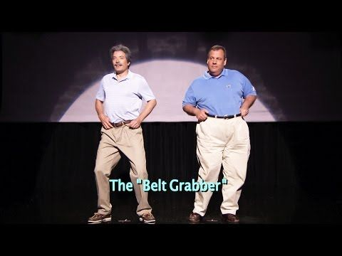 The Evolution of Dad Dancing With Jimmy Fallon & Gov. Chris Christie!