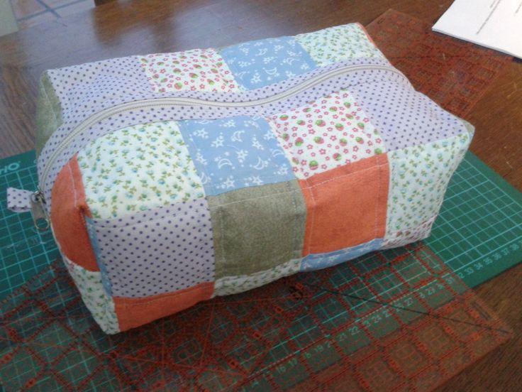 Bag en patchwork — Dilu