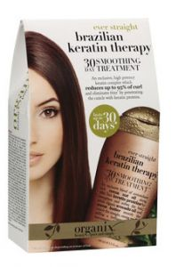 Organix Brazilian Keratin Therapy 30-Day Smoothing Hair Treatment