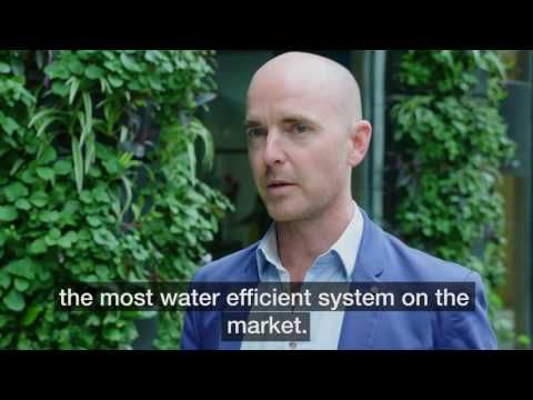 Adelaide City Council Green Wall - YouTube