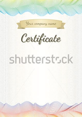 Certificate on Behance