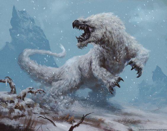 Dosox's Una terrible criatura la cual habita en zonas nevadas tiene ña forma de un dodo rex, oso, es caníbal y poco amigable su piel es un objeto muy valioso por sus habilidades de mantener caliente al usuario y su dureza parecida al diamante Peligro 9-10