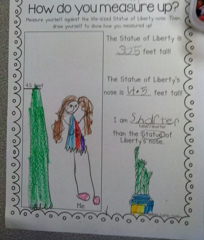 43 Best Kindergarten American Symbolsfamous People Images On