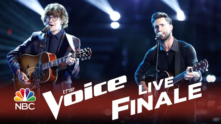 "The Voice 2014 Finale - Adam Levine and Matt McAndrew: ""Lost Stars"" - From the movie ""begin Again""; has a lot of great music in it."