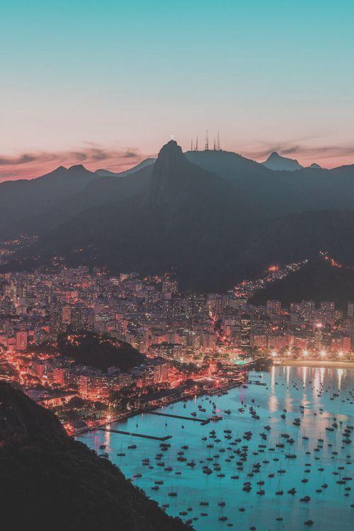 Rio de Janeiro. Brasil.