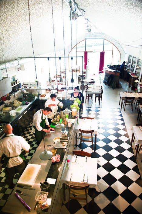 Restaurant De Jong, Raampoortsteeg 36, Rotterdam