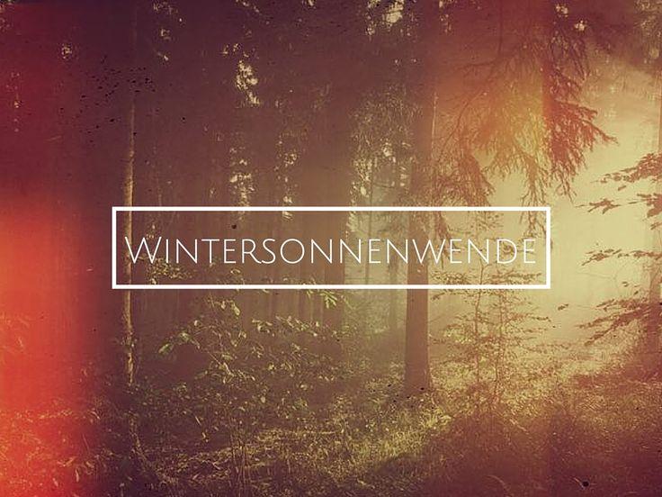 Kräfte der Wintersonnenwende & Ritual des Heiligtums – #wintersolstice