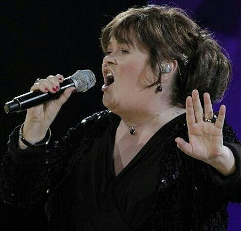 Susan Boyle Xxx