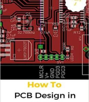 Pcb Design In Eagle – Part 1: Learn About Eagle'S User Interface Adding Parts Schematics And More! PDF
