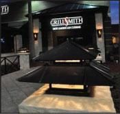 GrillSmith 459 Brandon Town Center Dr. Suite 475 Brandon FL 33511 (813) 651-1610  The GrillSmith concept features a chef-inspired menu, a wide selection of wines and craft beers all expertly served in a casual and warm environment. Firecracker Shrimp, Chimuchurri Steak, Seared Ahi Tuna Salad, and Black Angus burgers; all prepared in a contemporary cooking style that combines traditional techniques with ethnic twists