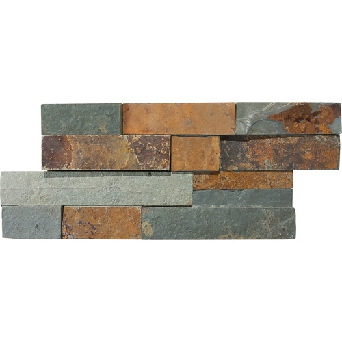 Brown Mosaic Glass Stone Wall Tile L 300mm W 308mm: Best 25+ Stone Wall Tiles Ideas On Pinterest