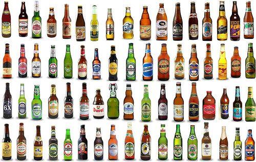 Você sabia que brasileiro bebe cerveja de milho?