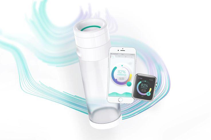 Konzept: G Smart Bottle von Roland Lehle