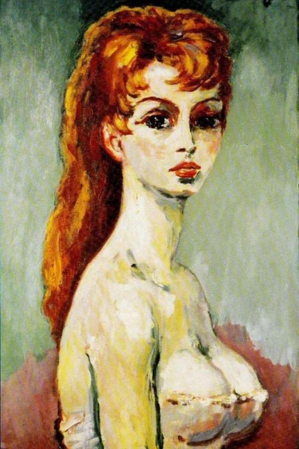 Kees van Dongen - Brigitte Bardot