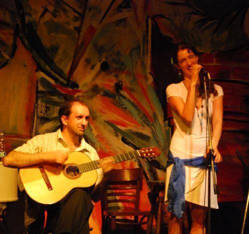 Guitarra y voz - Bossanova