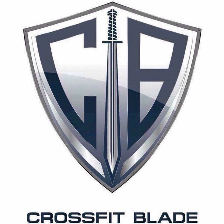 I love that my Crossfit box's emblem resembles the CTR shield.... can I pick a box or what?!