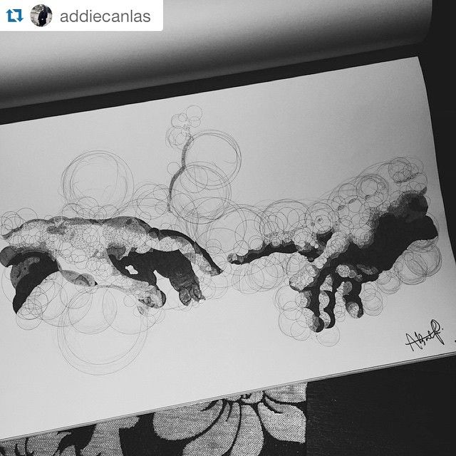 From #querkles #masterpieces from @addiecanlas - looks fantastic! ・・・ The…