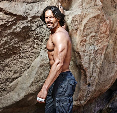 Joe Manganiello says he's in the best shape of his life -- and we believe him!