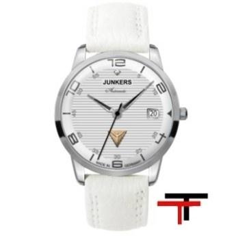 Reloj Junkers Automático de Mujer Blanco  http://www.tutunca.es/reloj-junkers-automatico-mujer