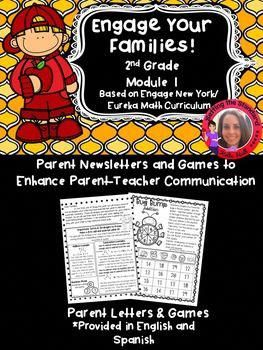 Engage New York 2nd Grade Parent Letters Module 1 Raising Kids