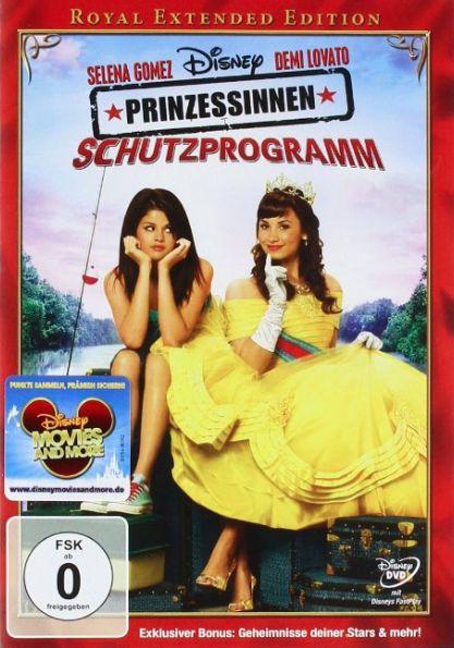 Die besten Mädchen Filme - Prinessinnen Schutzprogramm mit Selena Gomez