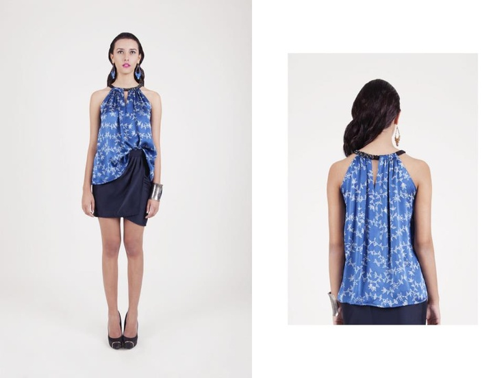 Soho Top from Global Nomad Collection by Namayinda