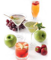 Fesleğen Martini Tarifi - Parti Yemekleri - Yemek Tarifleri