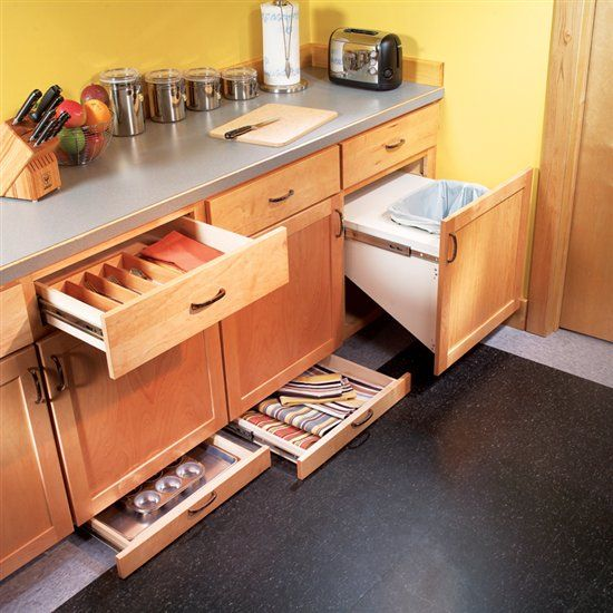 Diy Ideas For Kitchen Cabinets: 16 Best Kitchen Ideas Images On Pinterest
