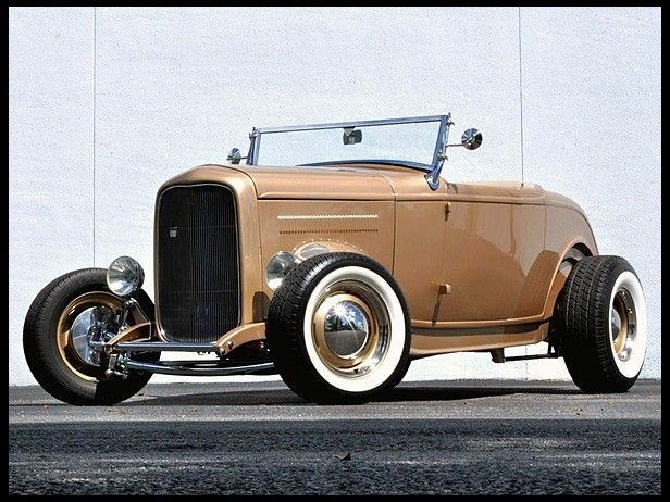 1932 Ford Hi-Boy Roadster  #Mecum #Chicago
