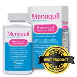 Menoquil Review: How Safe and Effective is this Product? https://www.consumerhealthdigest.com/menopause-supplement-reviews/menoquil.html