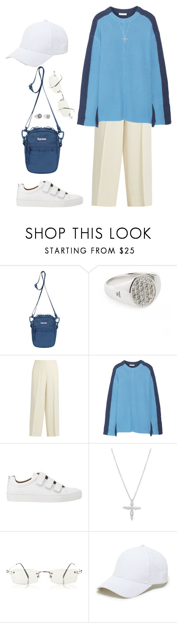"""Untitled #246"" by uraveragestyle ❤ liked on Polyvore featuring Tom Wood, Jil Sander, Chloé, Whistles, Jean-Paul Gaultier and Sole Society"