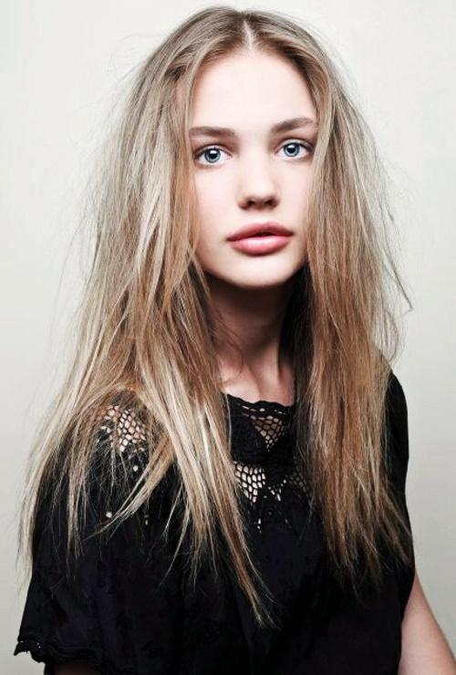 Messy Blonde 117