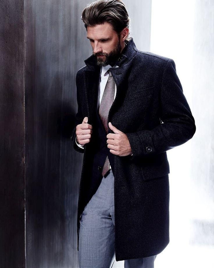 Hugo boss overcoats