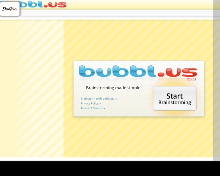 Bubbl Us Is A Free Mind Mapping Tool That Allows You To Create Mindmaps Right