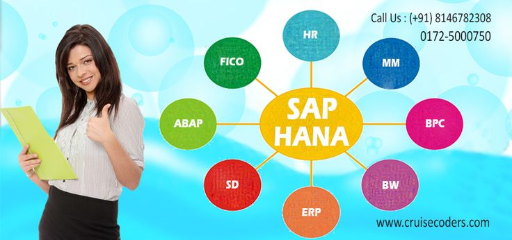 At CruiseCoders we give you the #best #SAP #HANA, SAP #ERP, SAP #FICO, SAP #CRM, SAP #PP #MM, SAP #BI, SAP #ABAP, SAP #HR Training in #Chandigarh, #Mohali #Panchkula. For More information Call Us Now at +91-8146782308