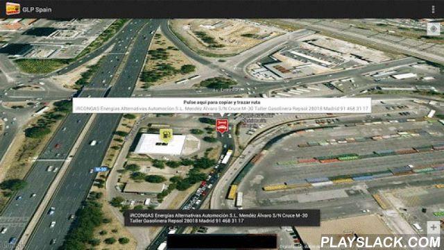 GLP Spain  Android App - playslack.com , Localizador de gasolineras autogas GLP / LPG , gasolina 95, gasolina 98, gasoleo, gasoleo plus, biodiesel, bioetanol, gas comprimido GNC en España y Europa. También muestra talleres de reparación de Autogas (solo disponible para España)Datos oficiales actualizados del Ministerio de Industria: puntos de suministro y precio, asi como la proporción en los combustibles Bio. Los datos se actualizan automáticamente una vez por semana (activando la opción en…