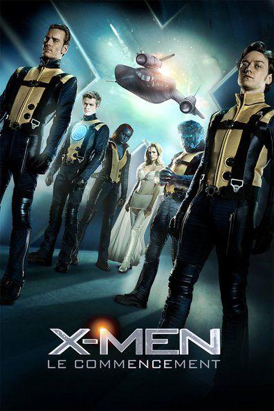 """X-Men : Le Commencement (2011) Regarder X-Men : Le Commencement (2011) en ligne VF et VOSTFR. Synopsis: """"X-Men : Le Commencement"""" nous entraîne aux origines de la saga X-Men, rév..."""