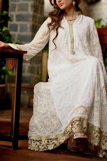 Elegant Pakistani Clothes for 2013 by Andaaz Pret a Porter