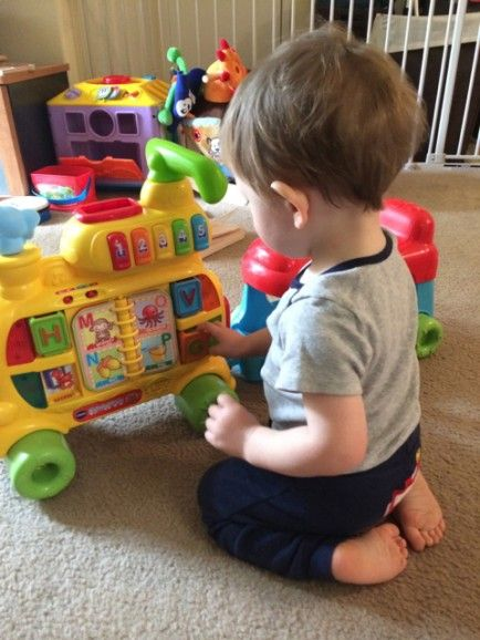 Baby Toys that will Last Through Toddlerhood